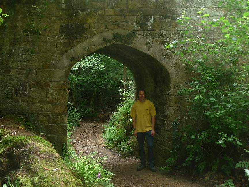 Ashdown Forest Folly Bridge